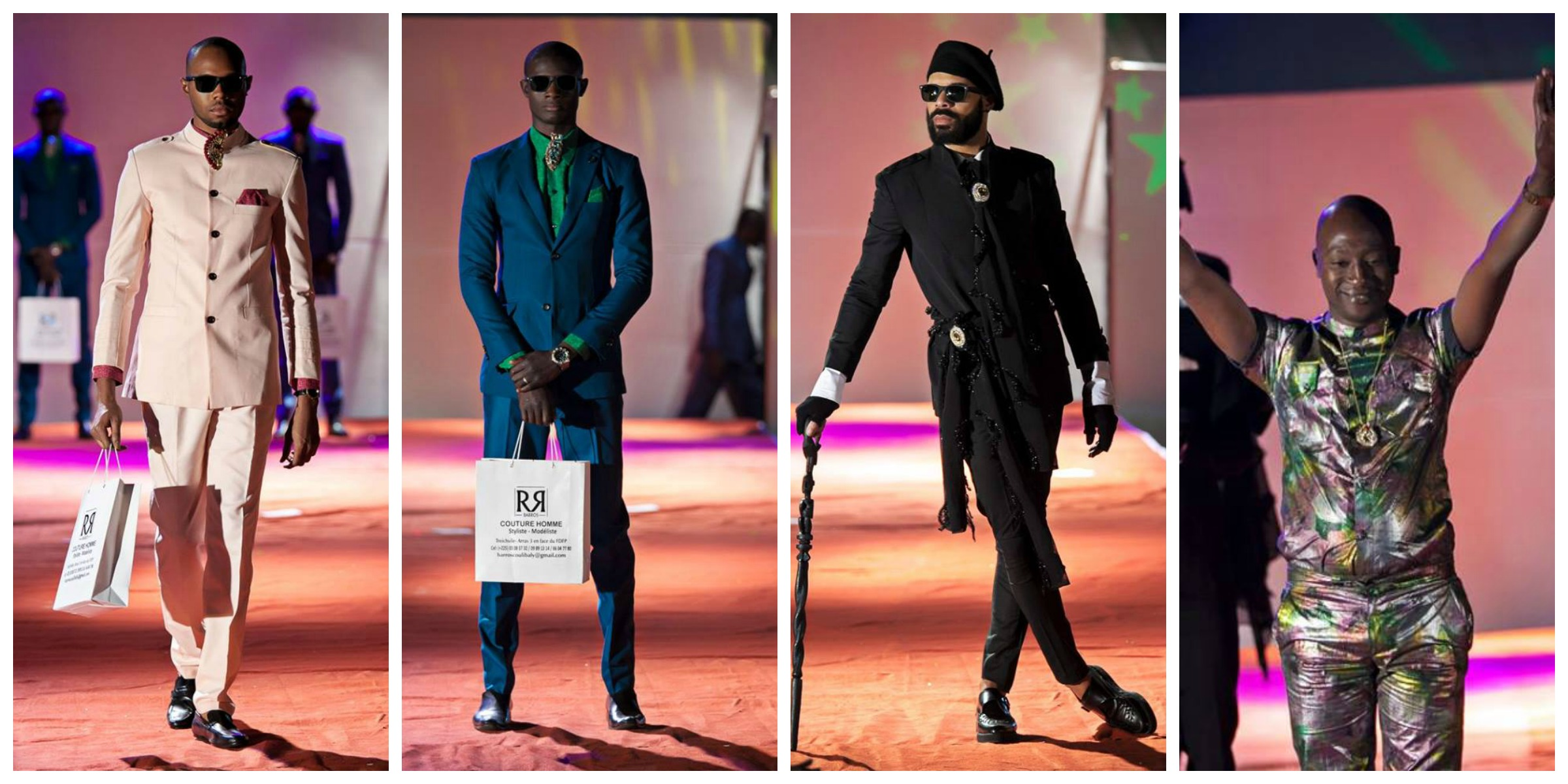 Barros Coulibaly- Bamako Fashion Week