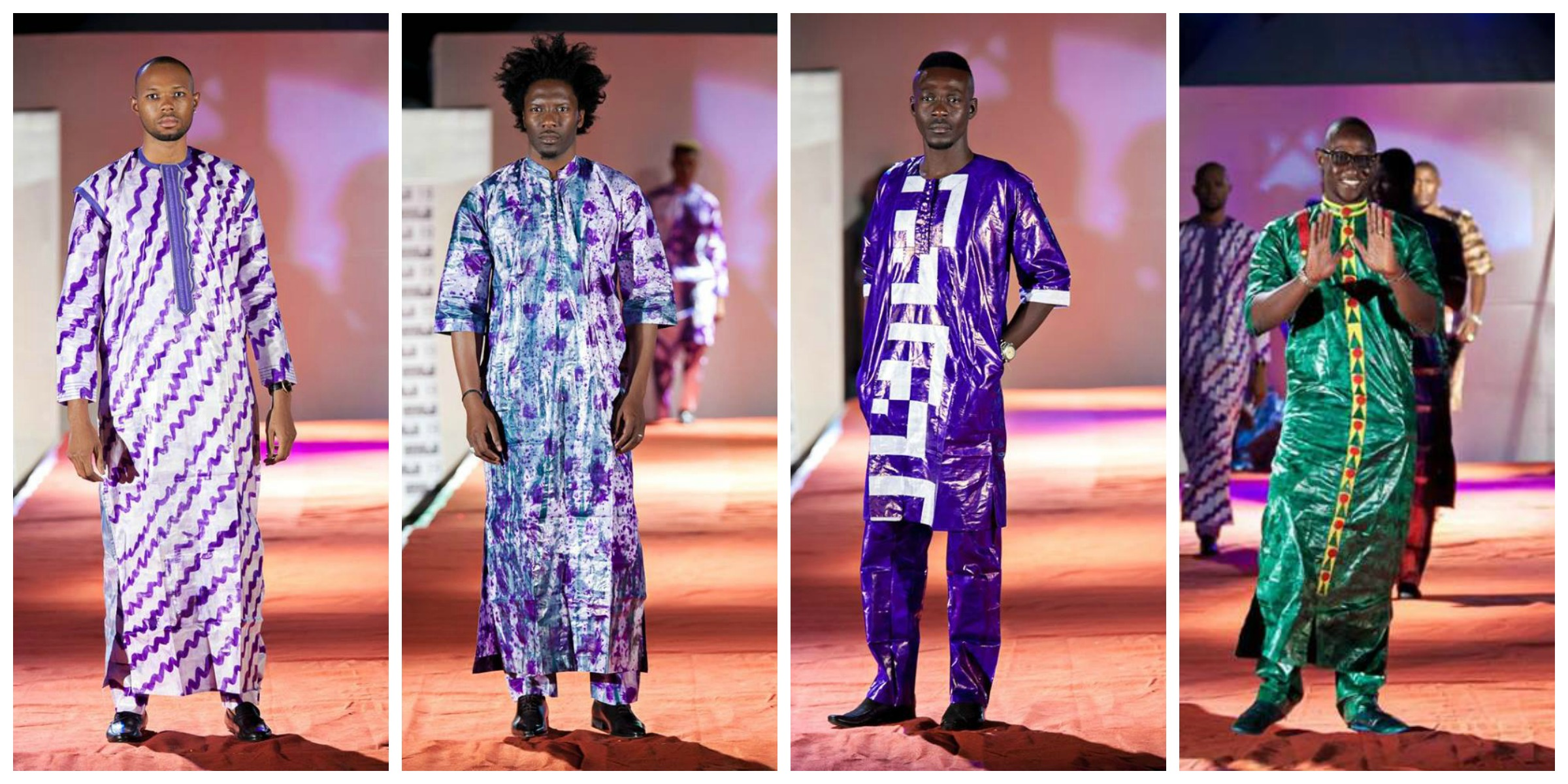 Baba Sereme- Bamako Fashion Week