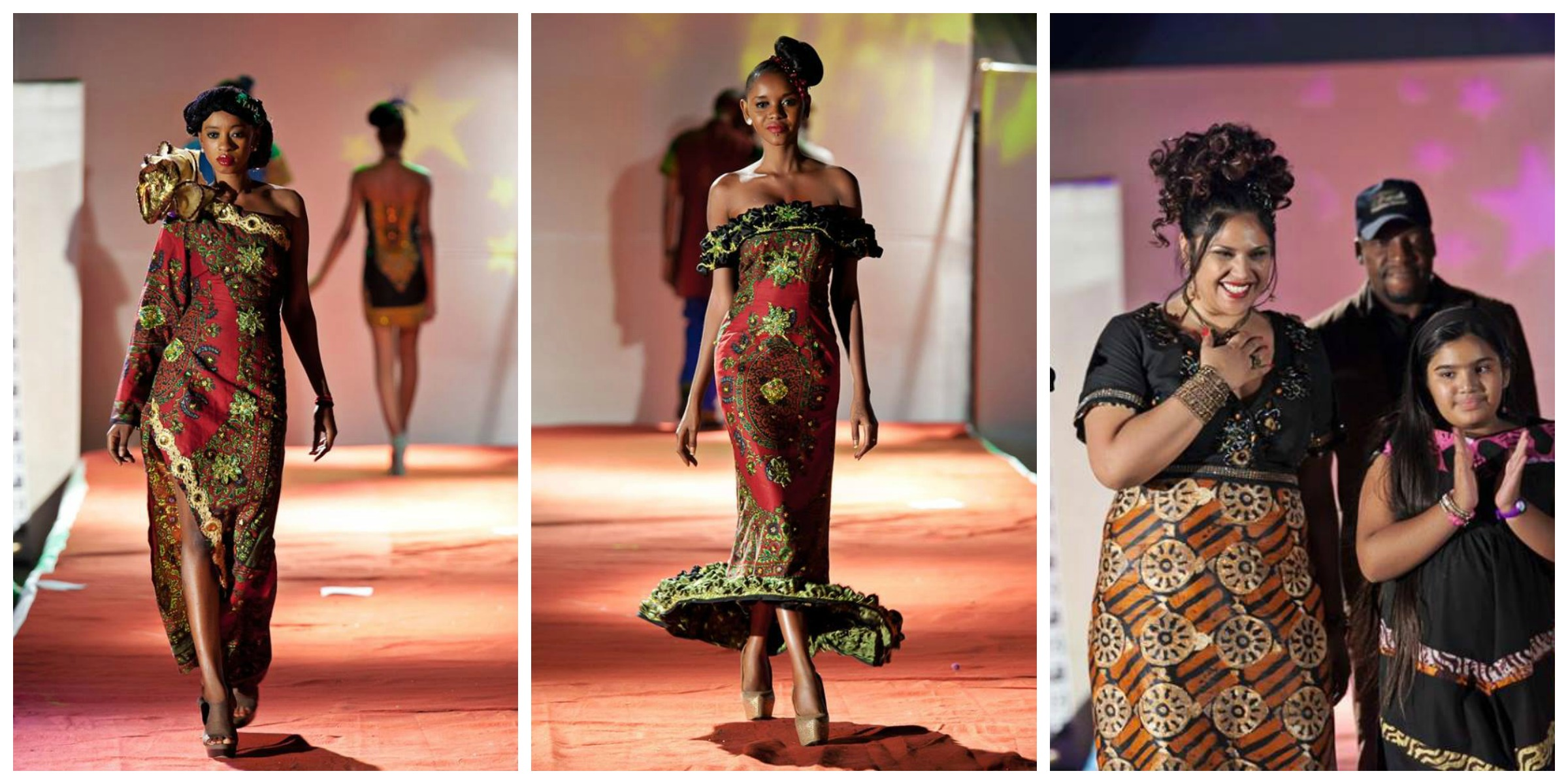 Farah Fashion-Bamako Fashion Week