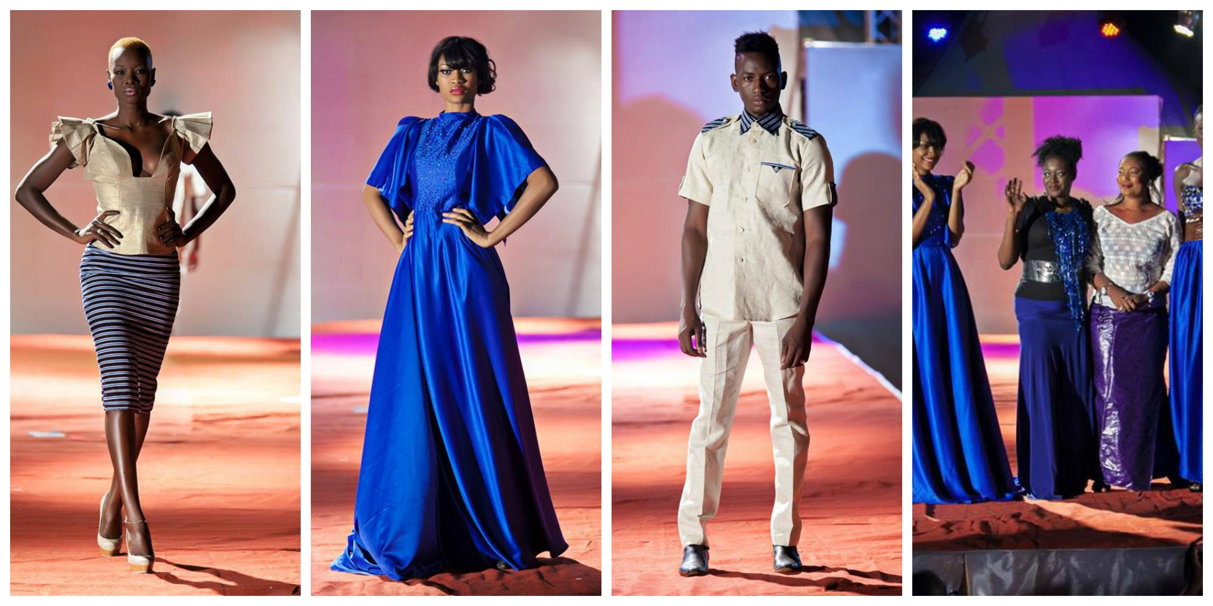 Mariah Bocoum- Bamako Fashion Week