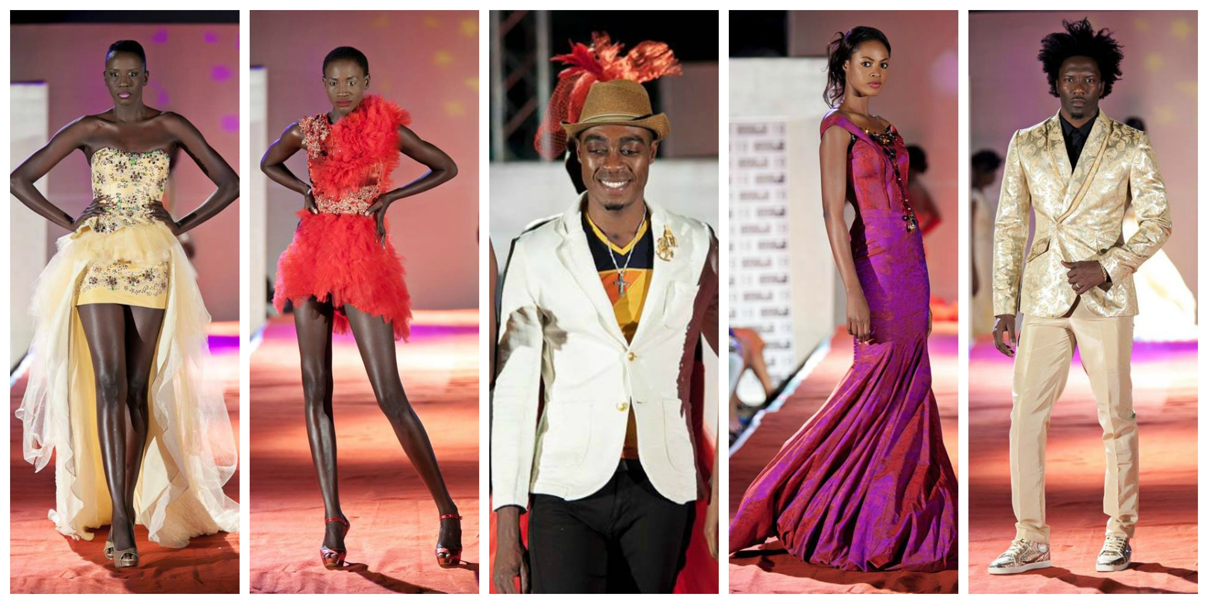 Martial Tapolo- Bamako Fashion Week