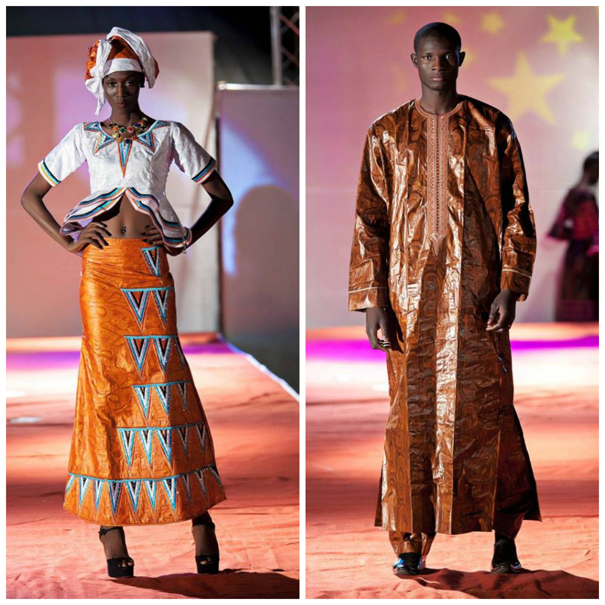 TC Couture- Bamako Fashion Week