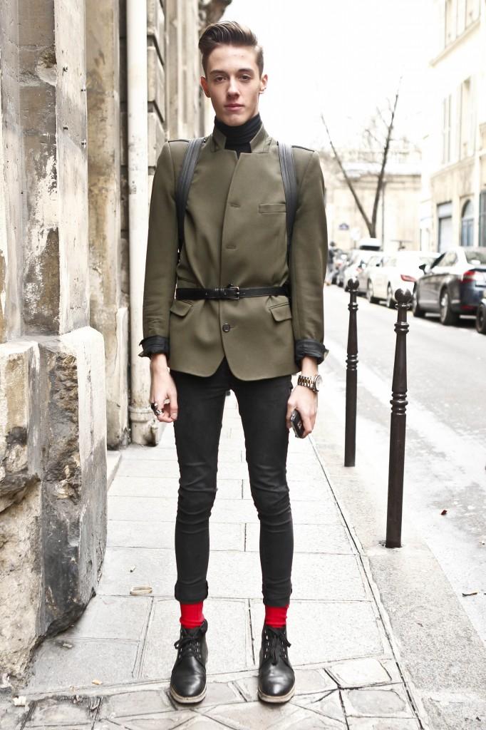 Super La chaussette de couleur : un accessoire de mode à part entière  GW26