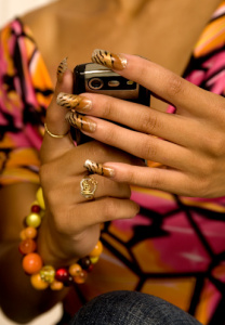 beauté_ongles_nails_orange_ma_life_vodoo