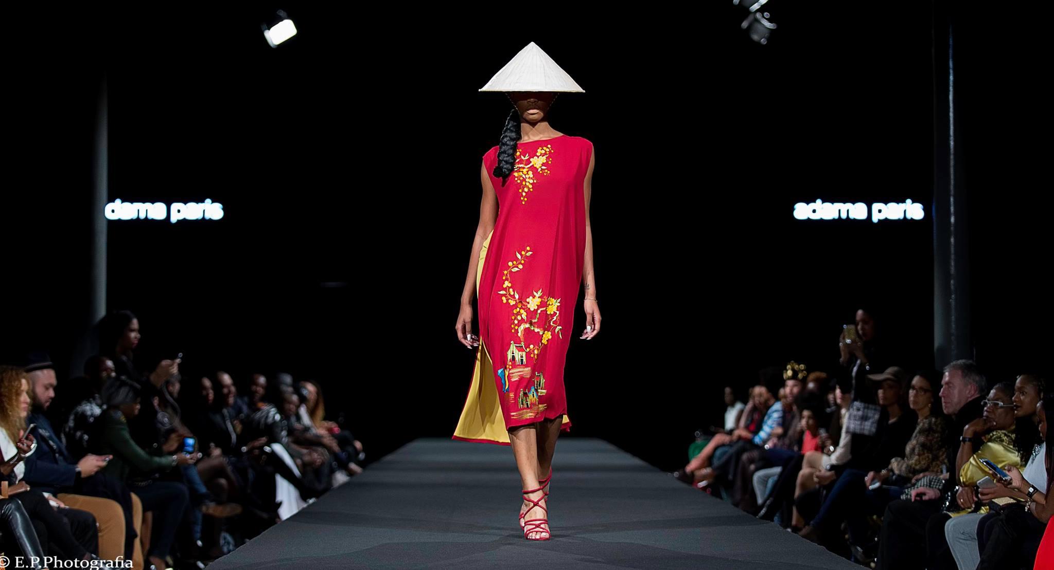 adama paris black fashion week paris