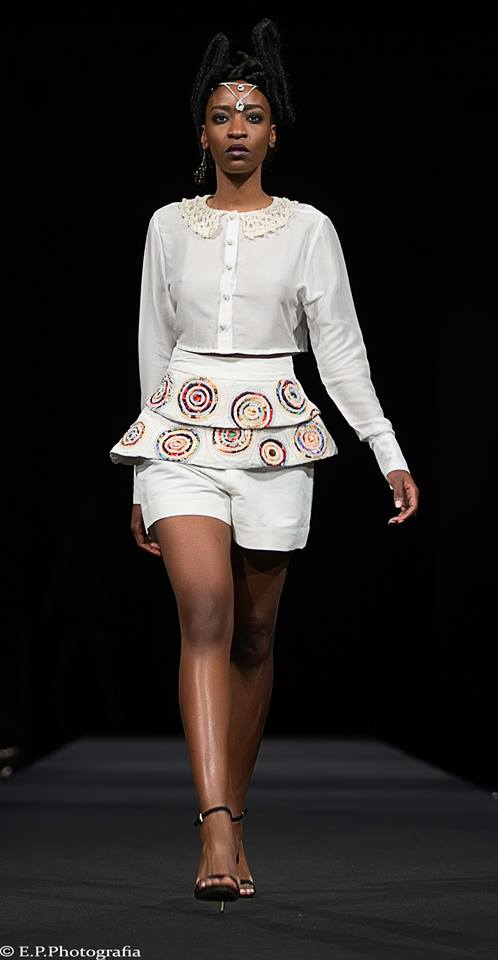 carol barreto black fashion week paris 1
