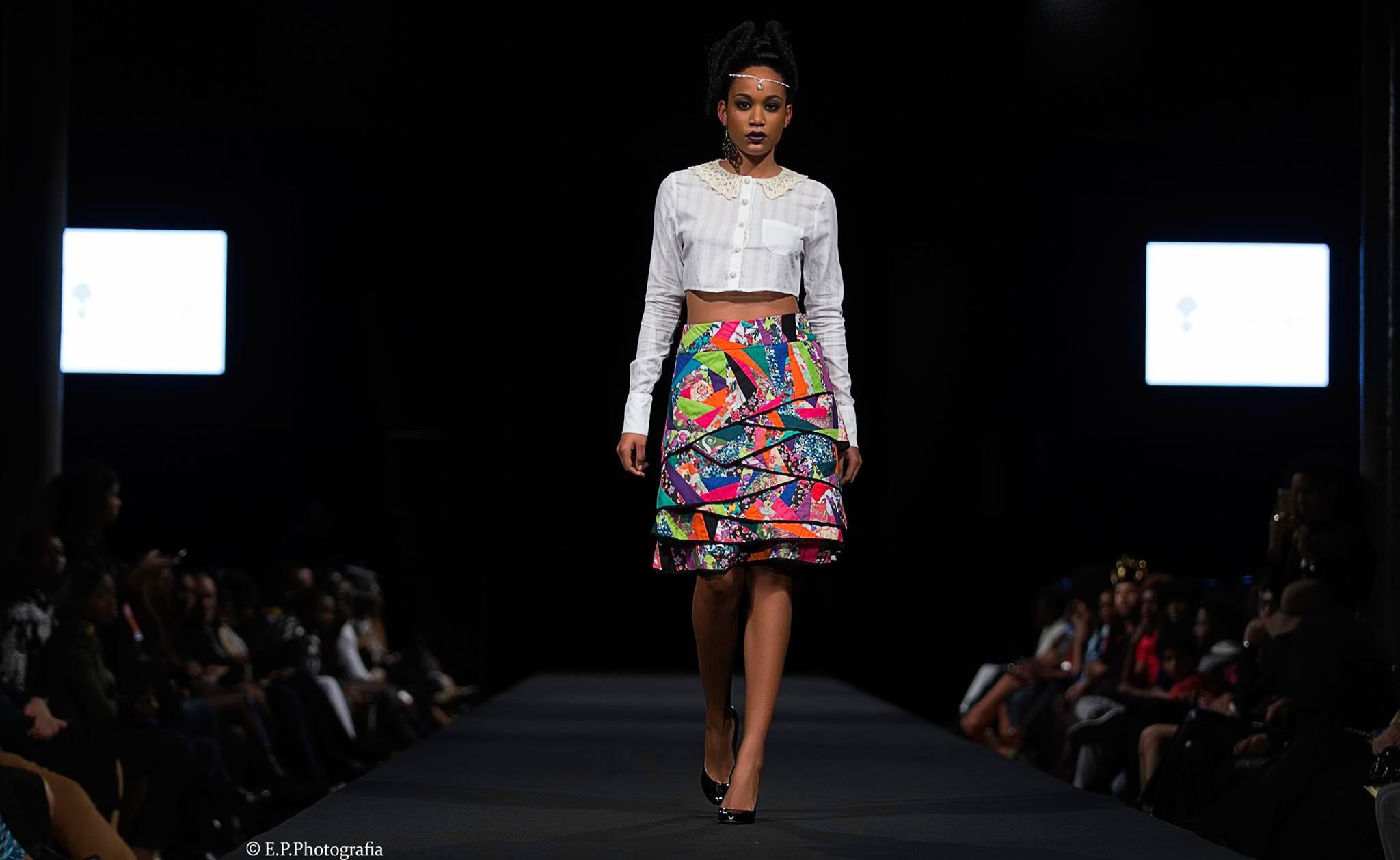 carol barreto black fashion week paris 2