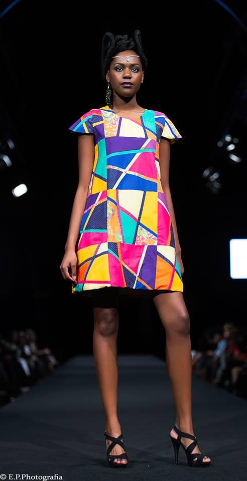 carol barreto black fashion week paris 3
