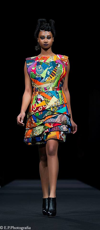 carol barreto black fashion week paris 4
