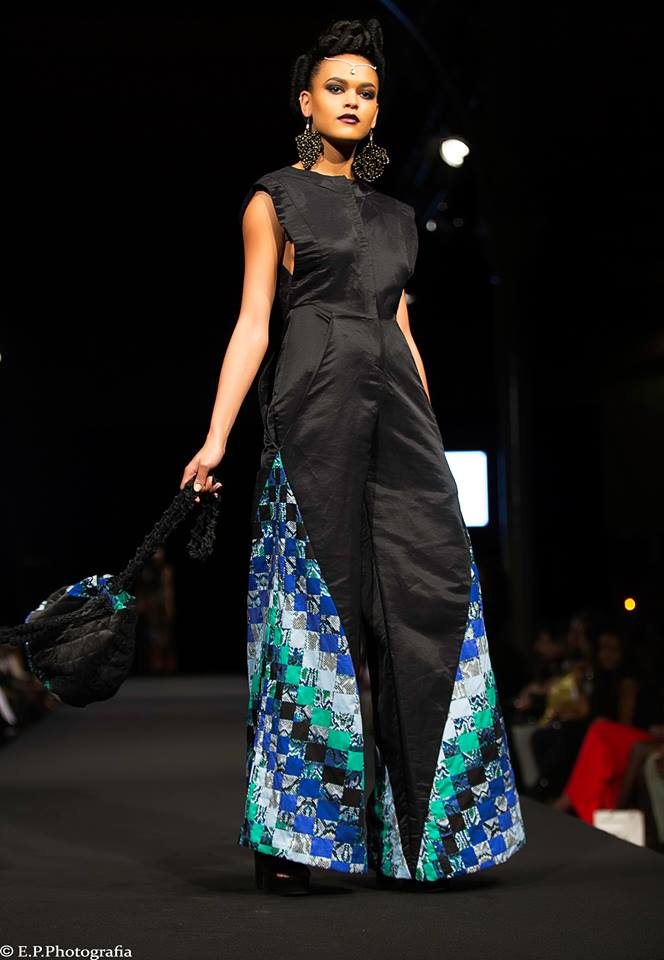 carol barreto black fashion week paris 5