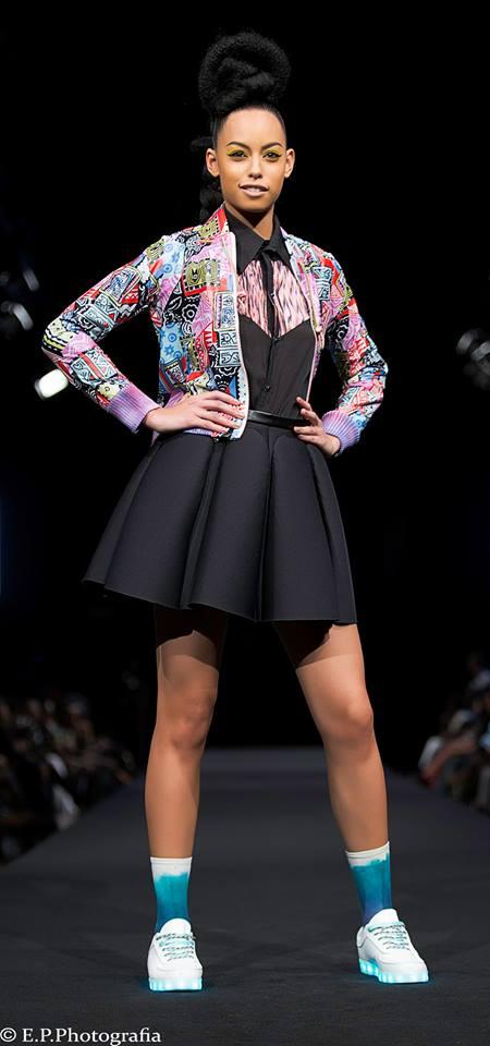 elise müller balck fashion week paris 1