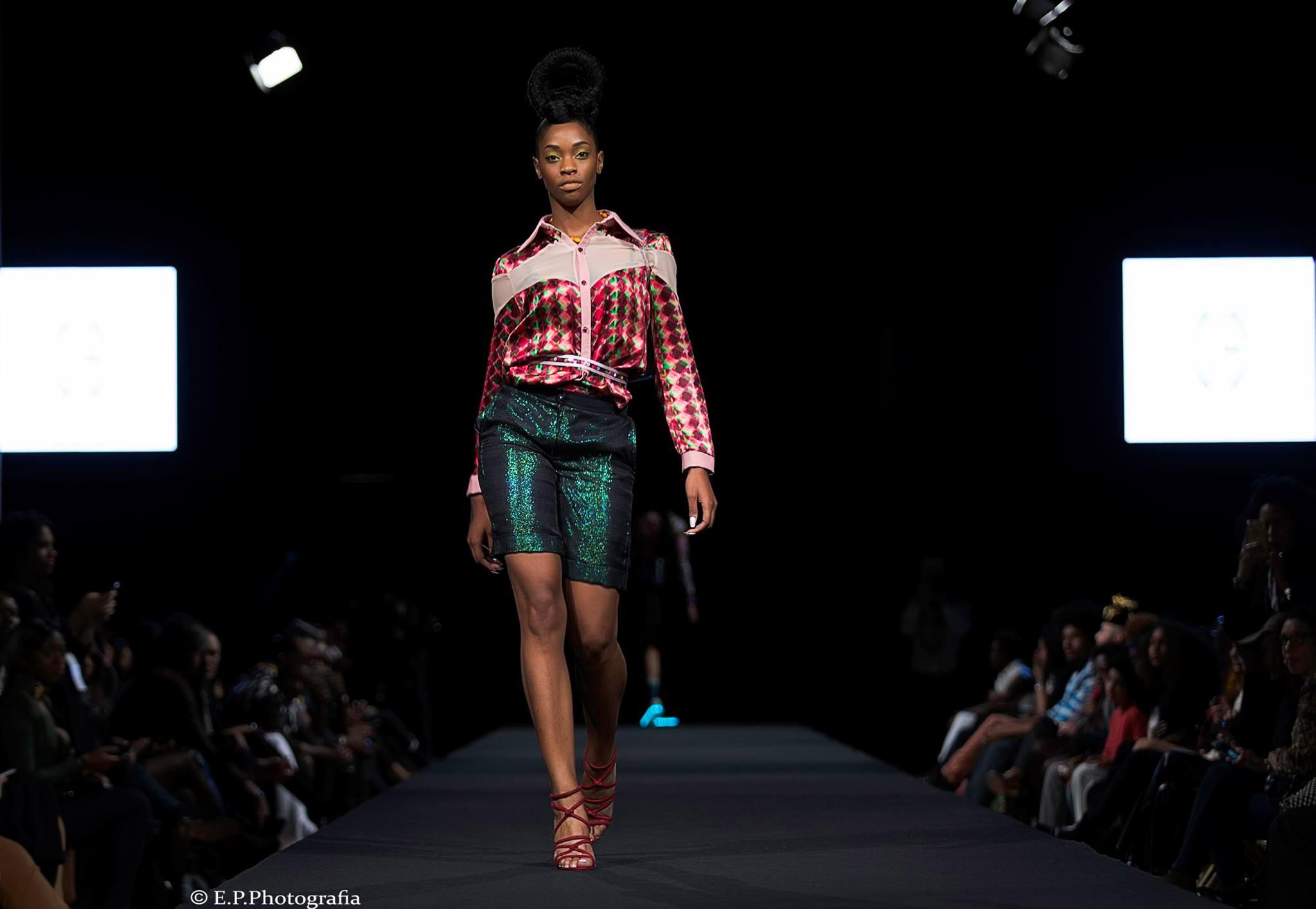elise müller balck fashion week paris 2
