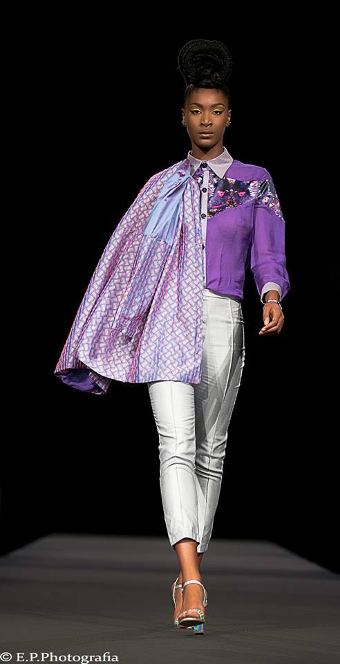 elise müller balck fashion week paris