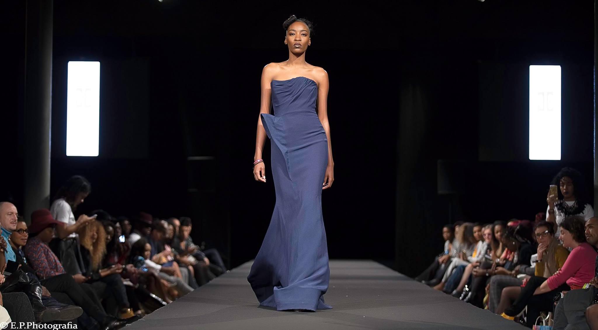 jose esam black fashion week paris 1