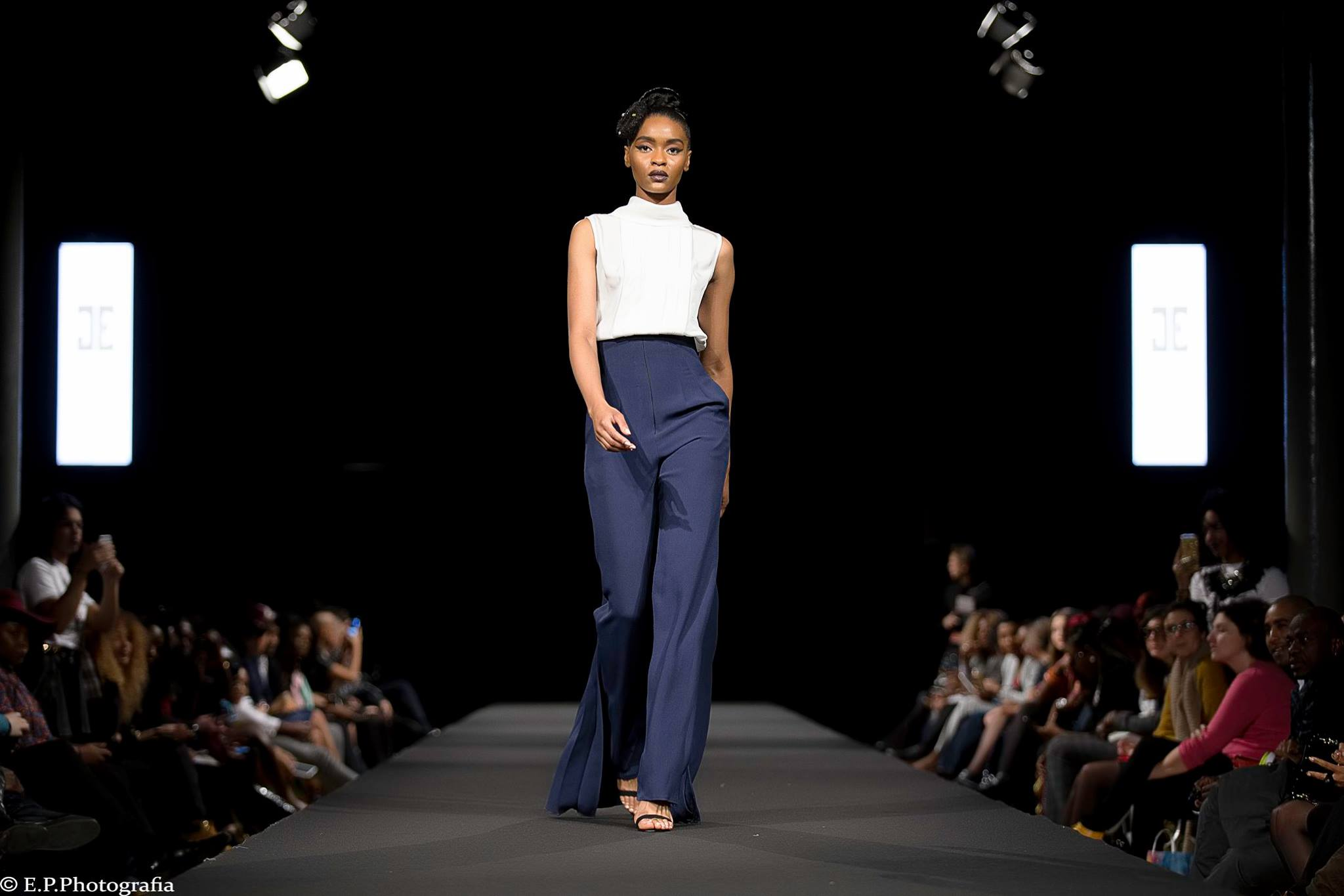 jose esam black fashion week paris 2