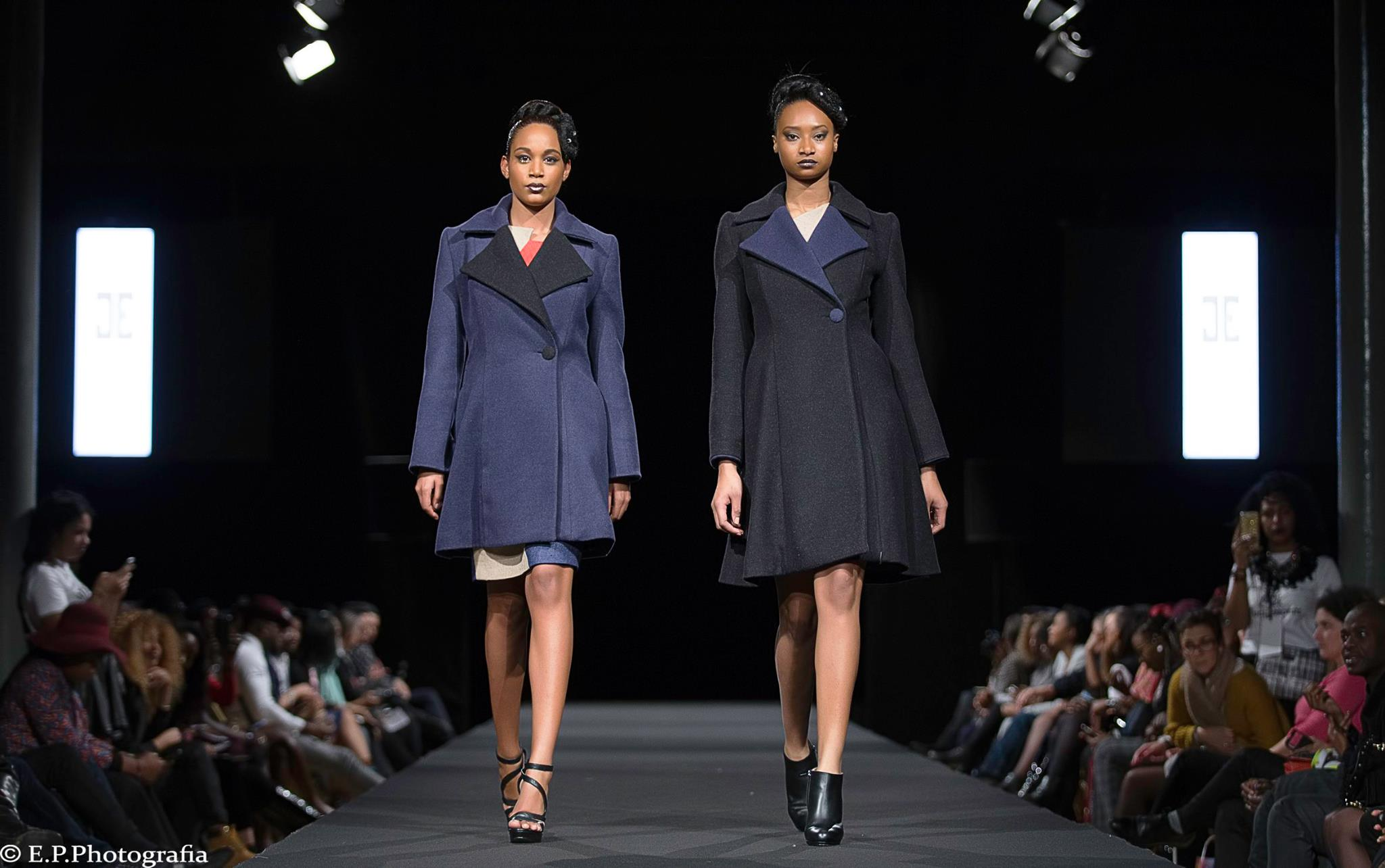 jose esam black fashion week paris