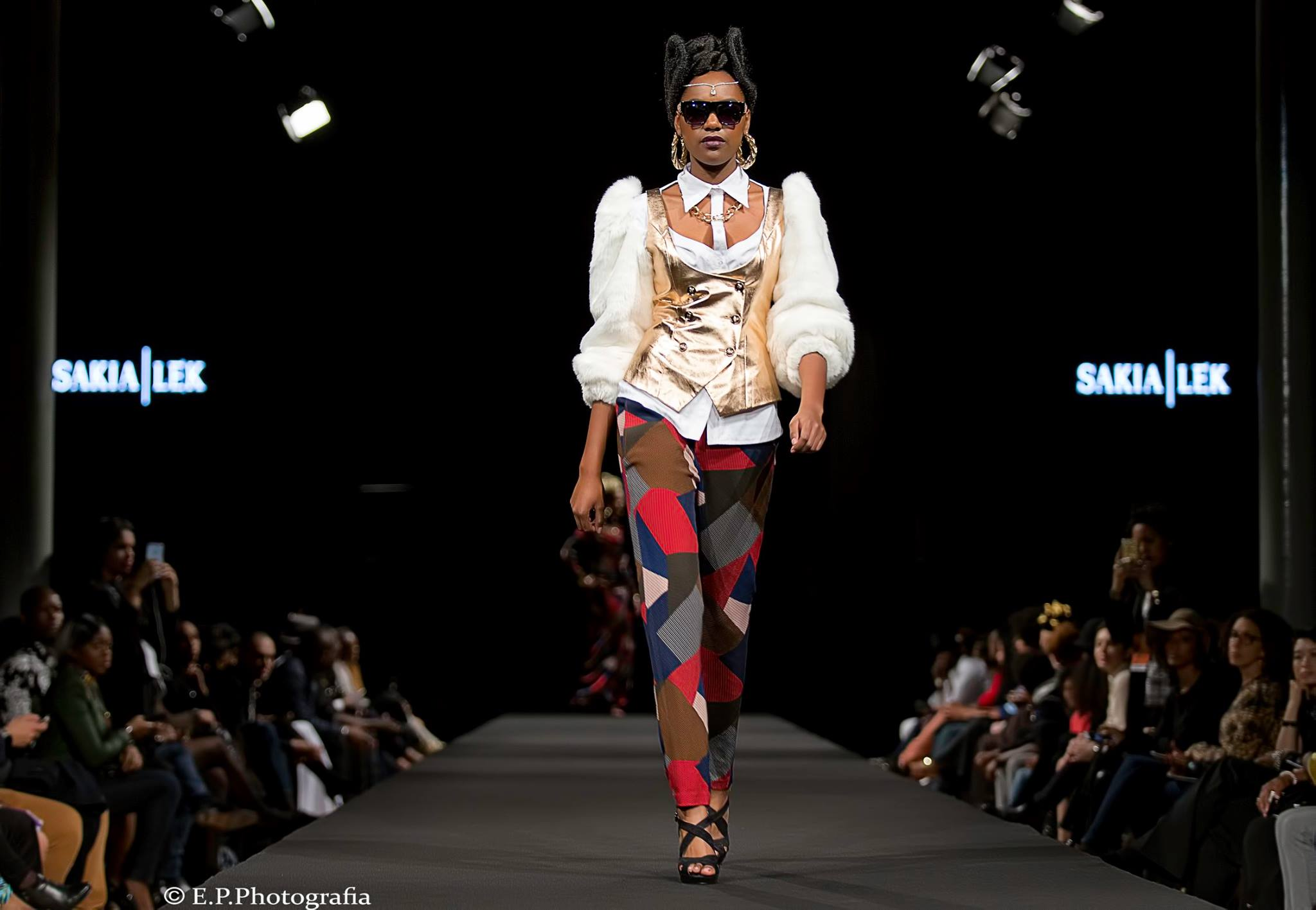 sakia lek black fashion week paris 1