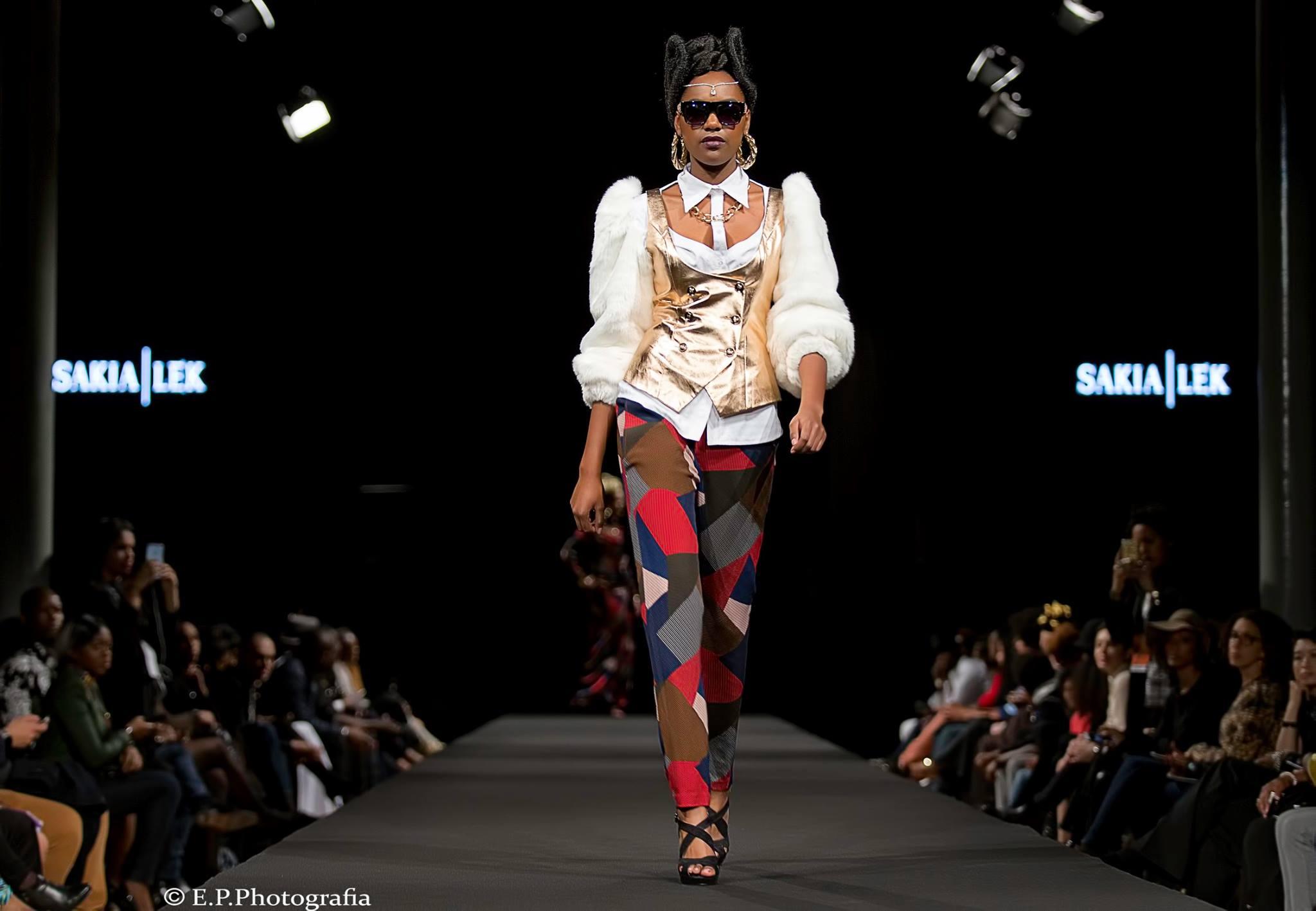 sakia lek black fashion week paris 1