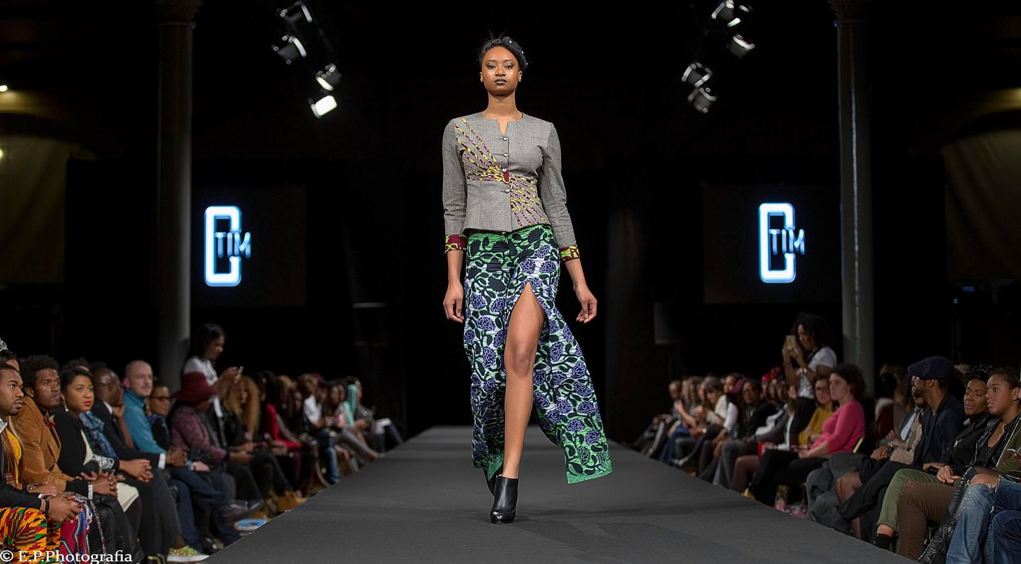 tim création black fashion week paris