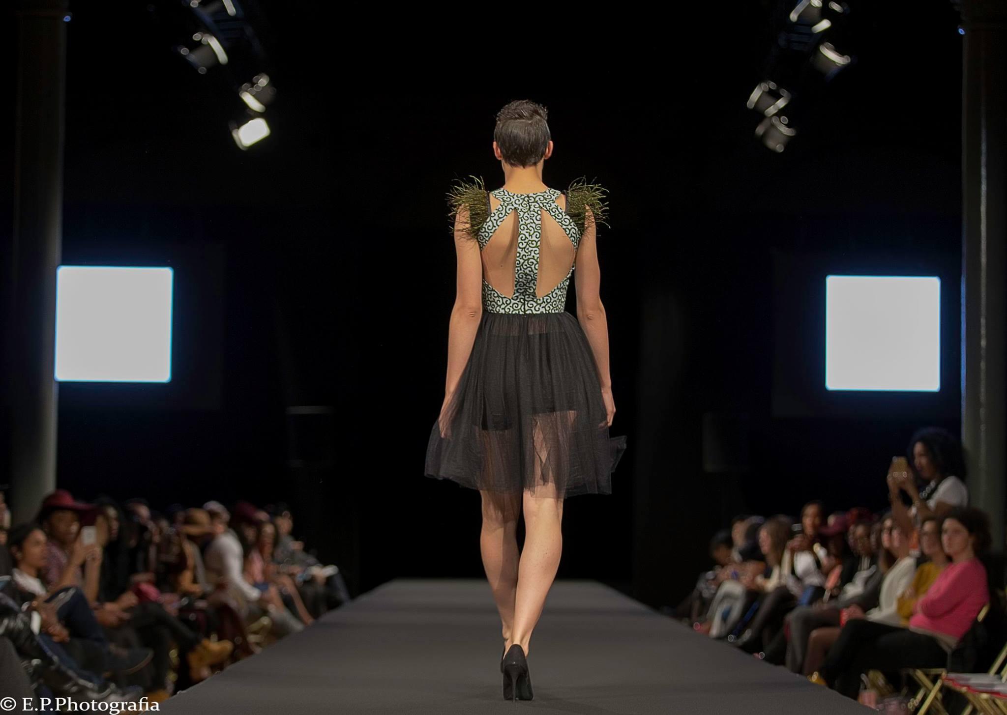 totally ethnik black fashion week paris 1