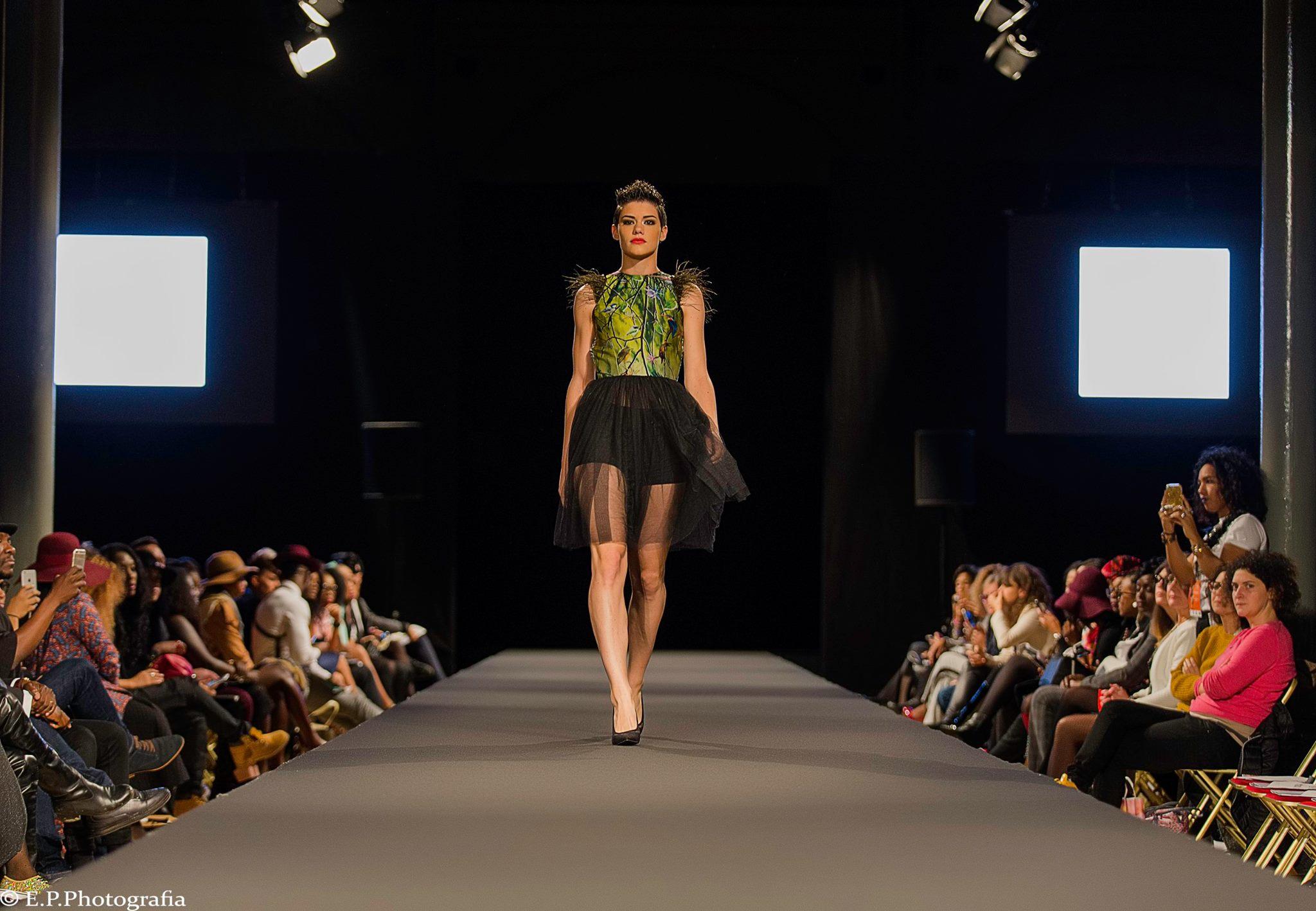totally ethnik black fashion week paris