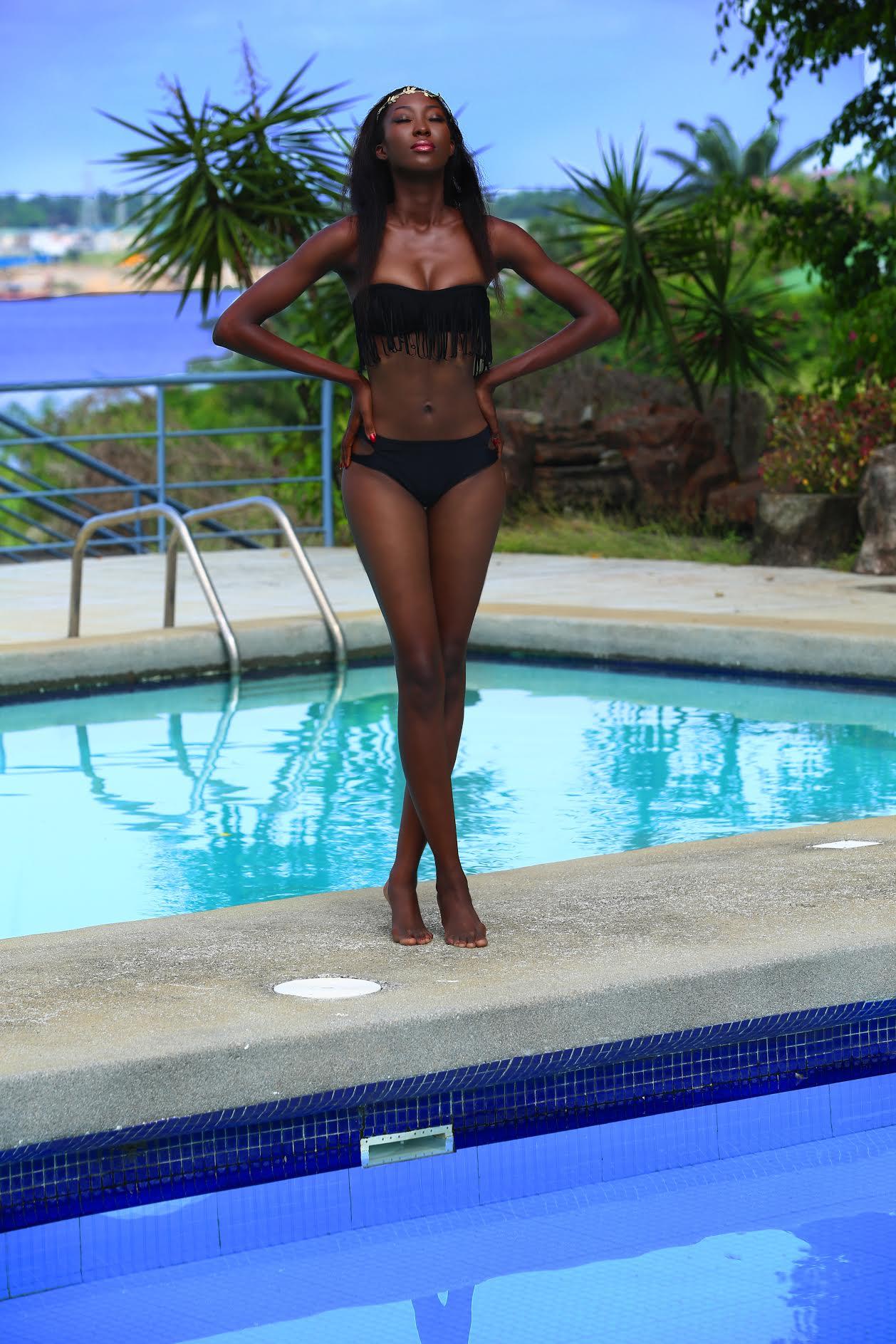amenan tanoh miss côte d'ivoire 2016