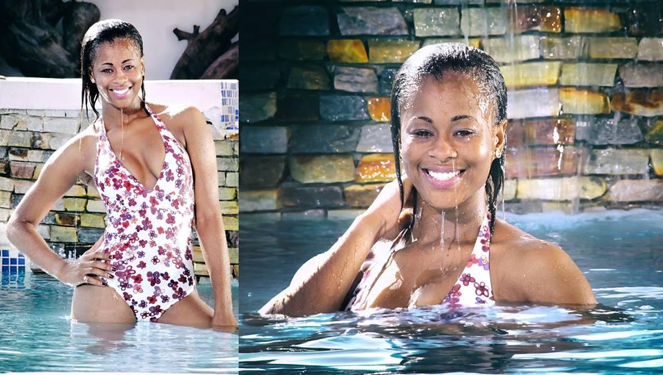 emmanuela tano miss côte d'ivoire 2016 miss lagunes