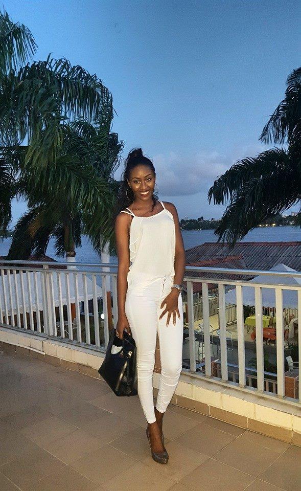 grace n'dri miss côte d'ivoire 2016 miss iffou