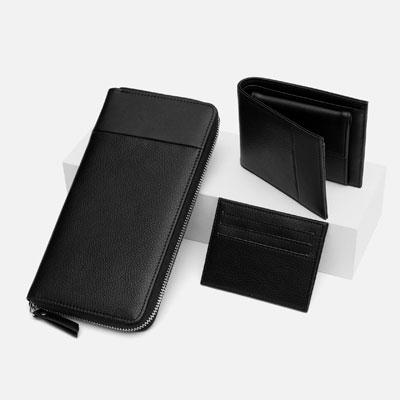 Portefeuille Simple sans visibilité de la marque