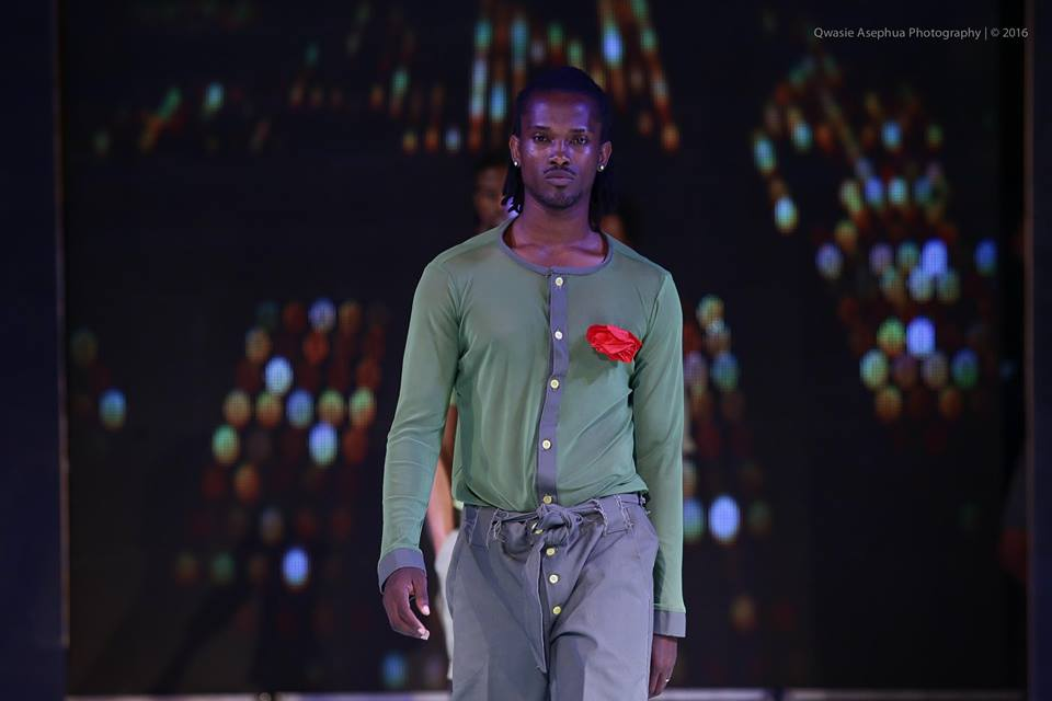 mercedes benz africa fashion week yalé woody 8