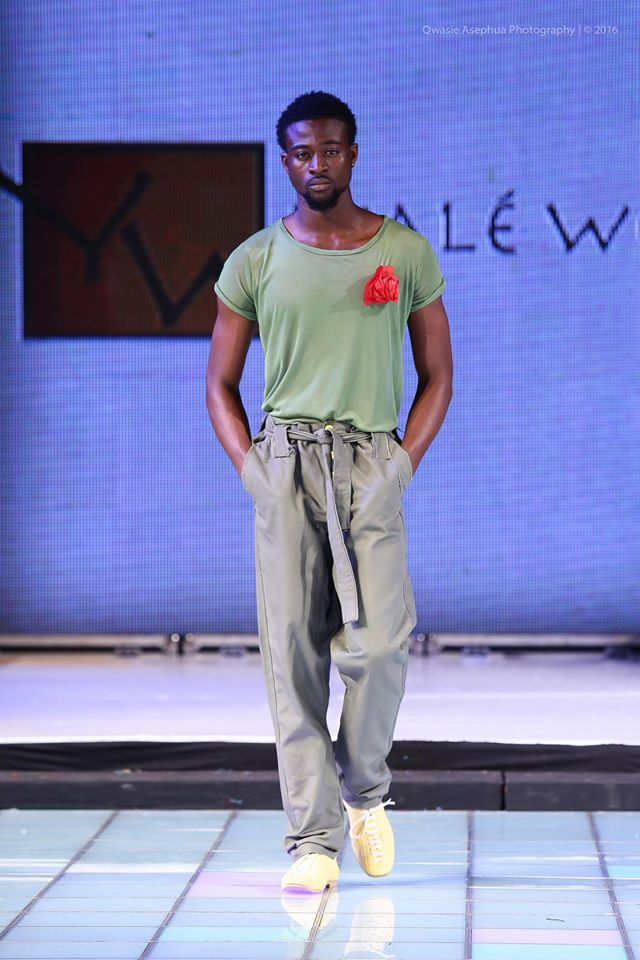 mercedes benz africa fashion week yalé woody