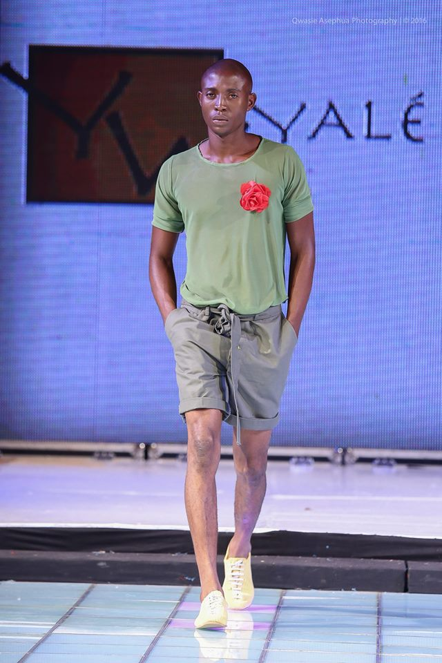 mercedes benz africa fashion week yale woody