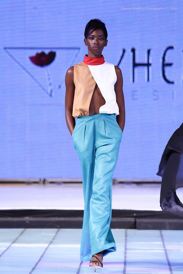 mercedes benz africa fashion week yhebe rebecca zoro 7