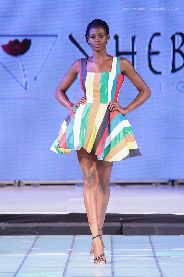 mercedes benz africa fashion week yhebe rebecca zoro