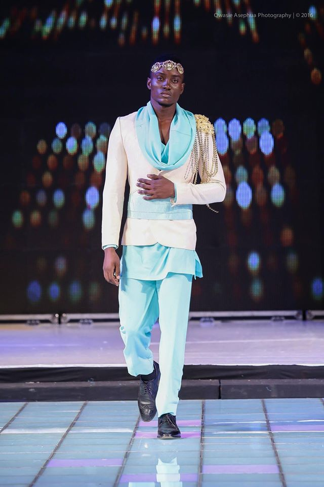 modeste ba mercedes benz africa fashion week ghana