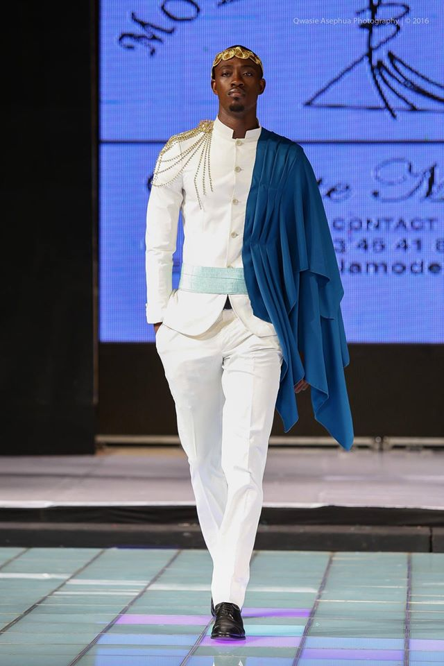 modeste ba mercedes benz africa fashion week mode homme 1