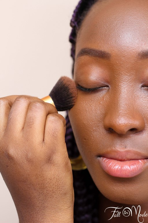 amenan tanoh maquillage fall in mode beauté