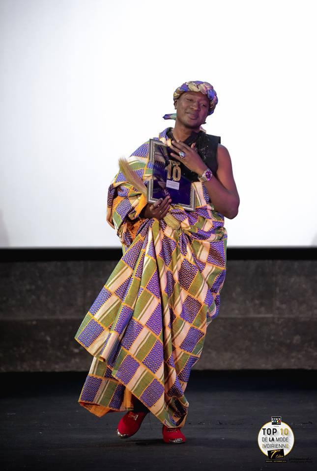 top 10 de la mode ivoirienne barros coulibaly