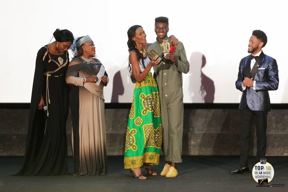 top 10 de la mode ivoirienne kherann yao kady coulibaly