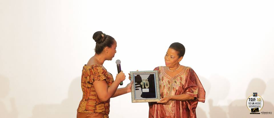 top 10 de la mode ivoirienne miss zahui