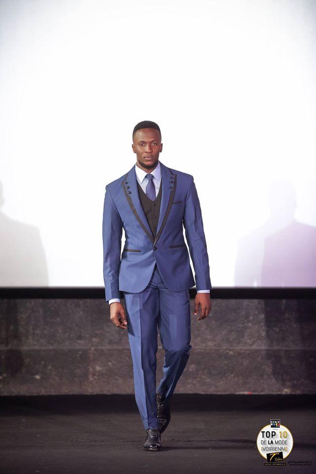 top 10 de la mode ivoirienne reda fawaz défilé homme