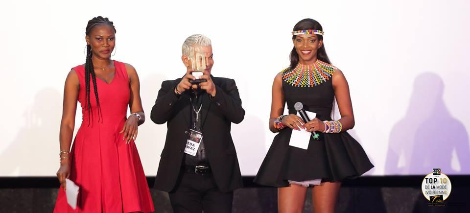 top 10 de la mode ivoirienne reda fawaz