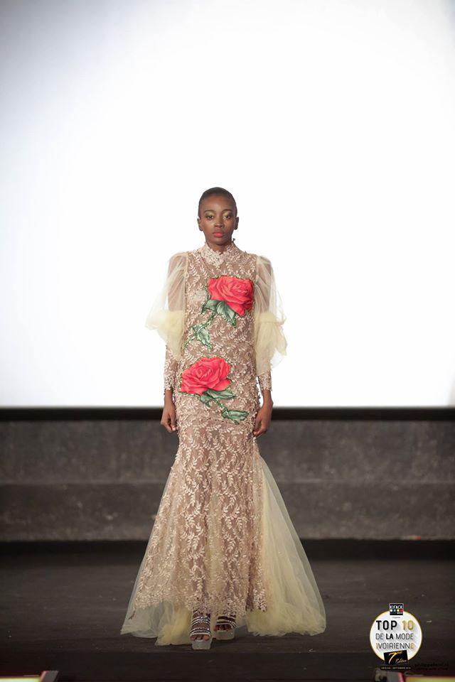 top 10 de la mode ivoirienne yhebe rebecca zoro