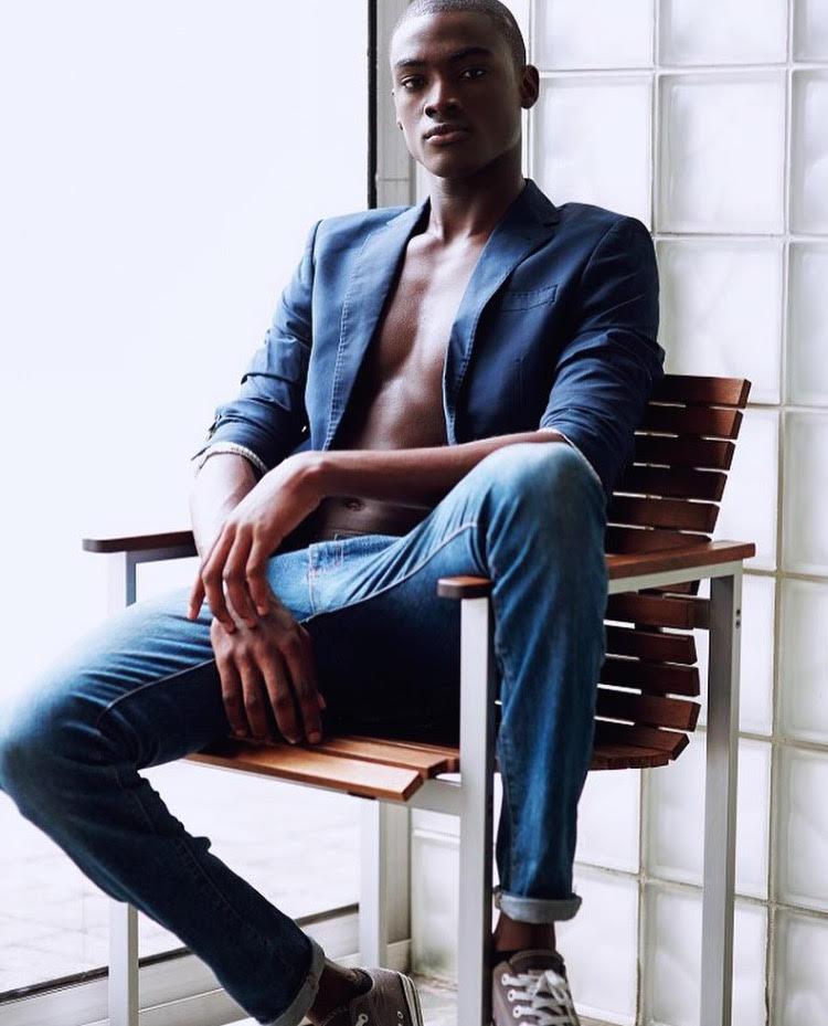 davidson elite model look world 2016