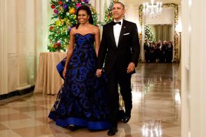 Michelle Obama: 8ans de Glamour