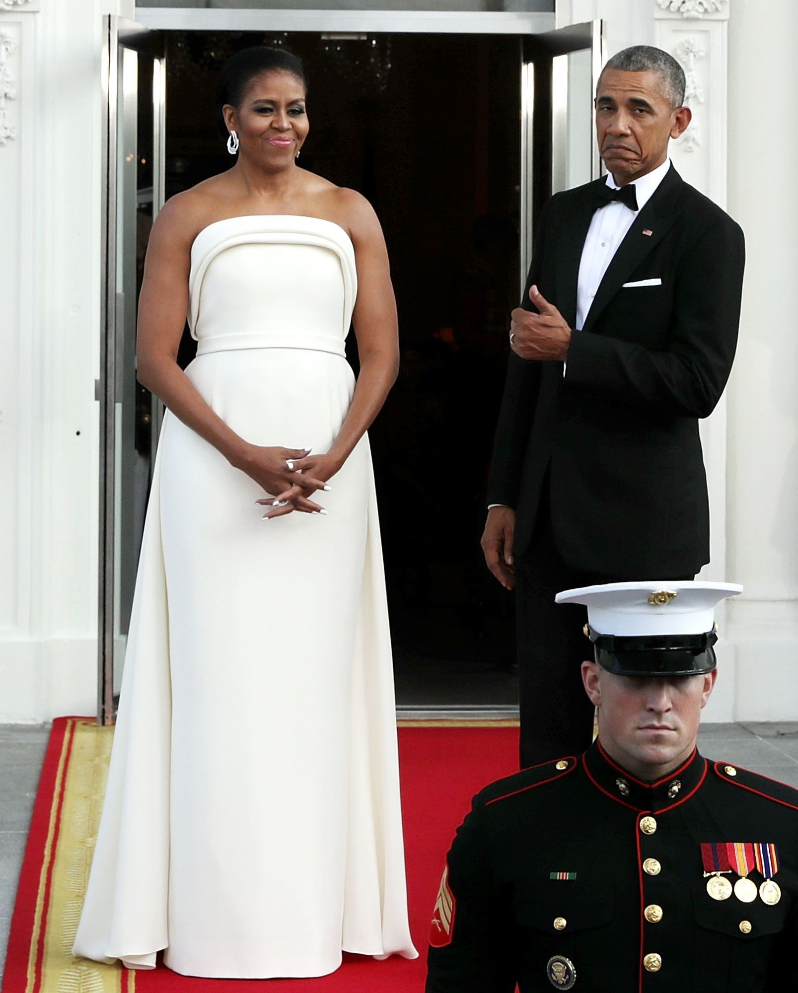 michelle obama look 3