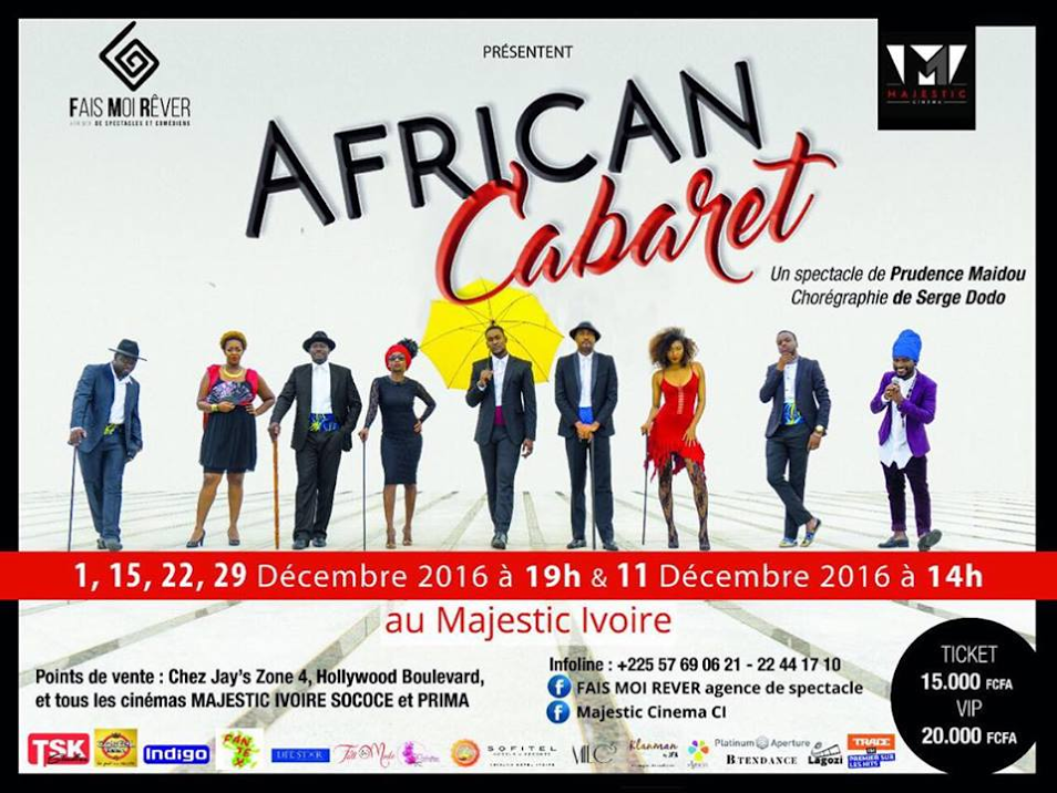 african cabaret fall in mode