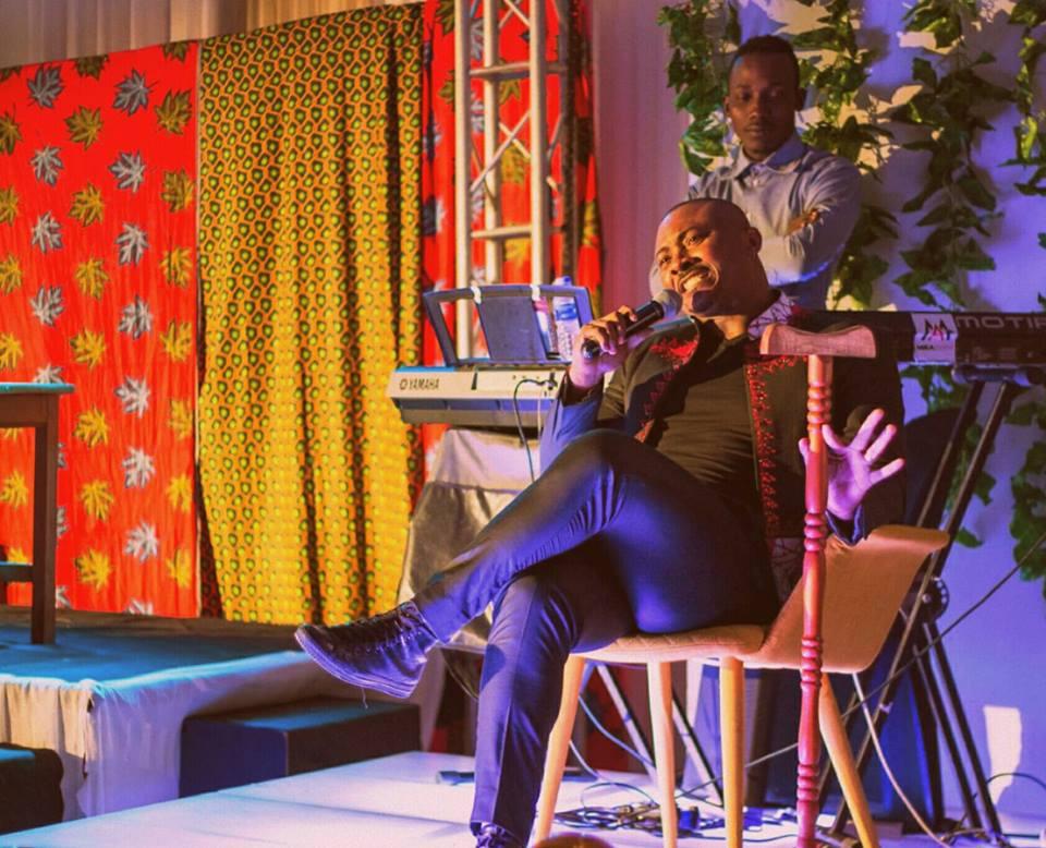 african cabaret guy kalou