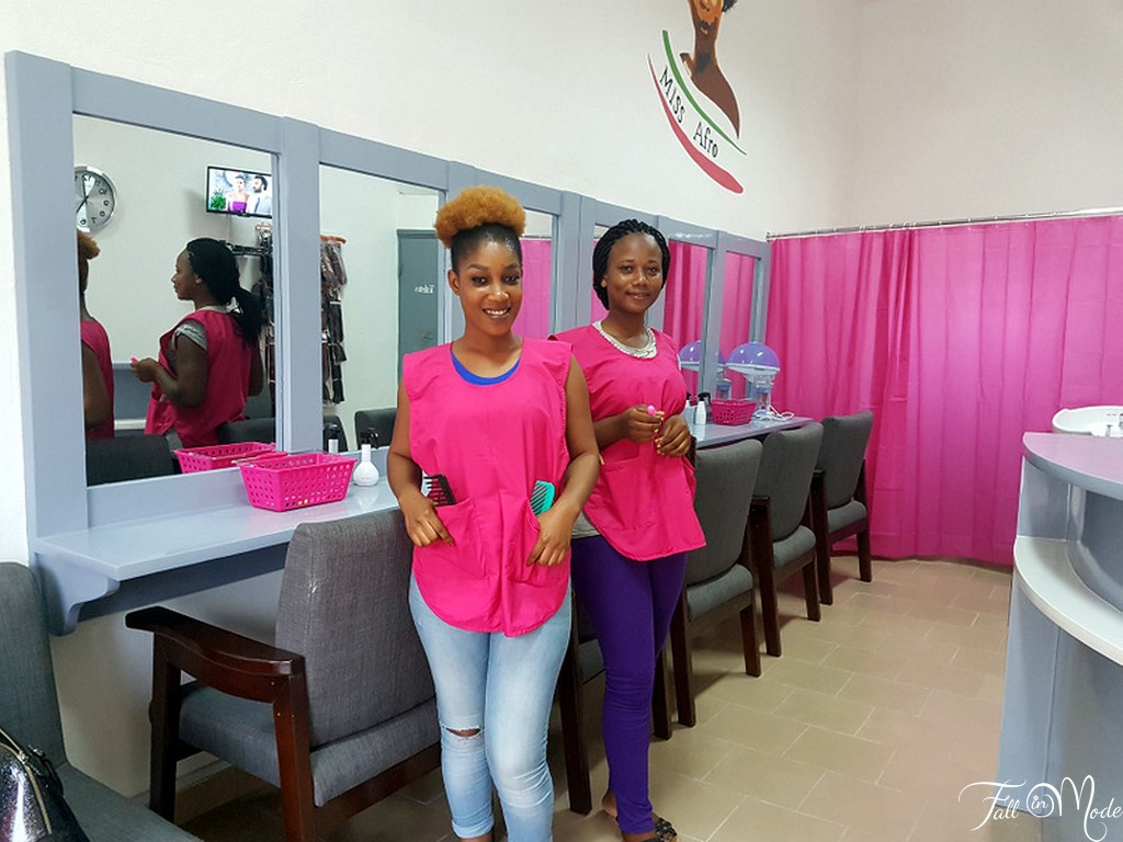 Miss afro vous ouvre ses portes fall in mode for Salon coiffure afro antillais