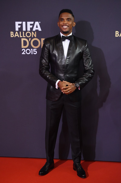 FIFA+Ballon+d+Or+Gala+2015+samuel eto'o